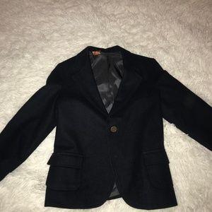 Boy's Wool Sport Coat